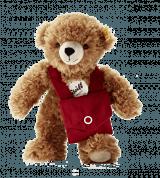 Teddybär mit Tasche