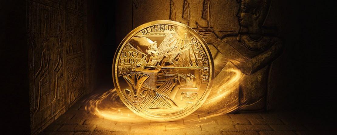 Headerbild Gold der Pharaonen