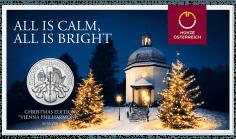 Wiener Philharmoniker Weihnachtsedition 2018