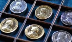Medaillen Maria Theresias im Münzkabinett des Kunsthistorischen Museums Wien