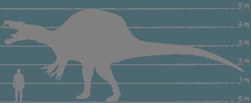 Super Saurier - Spinosaurus