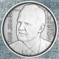 Karl Kraus Medaille