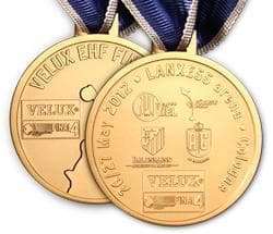 Velux Medaille